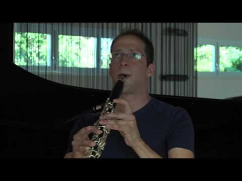 David Lehner Rhapsody No. 2 for Clarinet and Piano