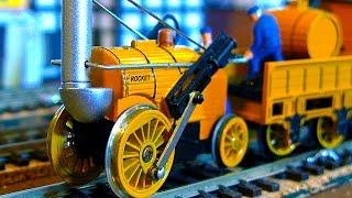 Thomas The Rocket Engine St Lukes Model Train & Tram Show 2015