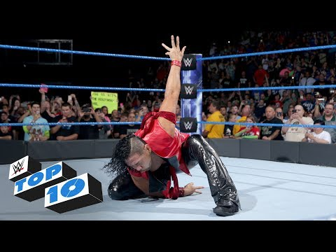 Thumbnail: Top 10 SmackDown LIVE moments: WWE Top 10, June 20, 2017