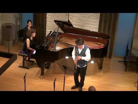 北爪道夫:Reeds Singing a song for Oboe and Piano(2013)/オーボエ:広田智之  ピアノ:三輪郁