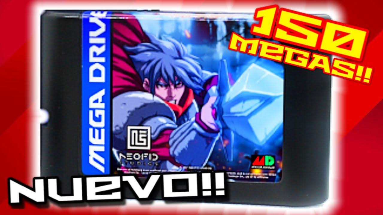 PARECE DE 32BITS!!! Nuevo Juego PARA EL SEGA GENESIS! - Demons of Asteborg (Analisis - Mega Drive)