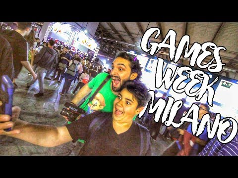 GUARDA MAMMA SONO FAMOSO - MILANO GAMES WEEK