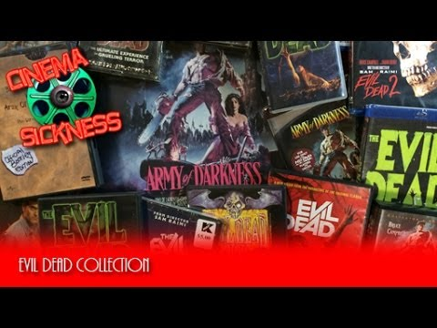 13-35: Evil Dead Collection