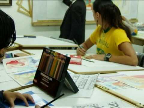 Video Informativo Escuela Profesional de Dibujo  YouTube