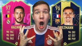 MUN PARAS FIFA 19 TIIMI IKINÄ !!
