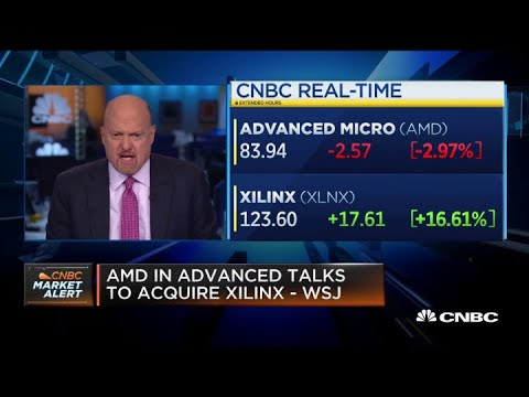 AMD deal for Xilinx creates an opportunity for investors, two traders ...