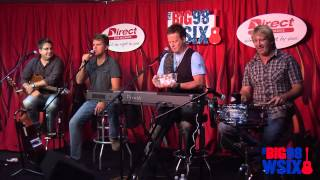 Lonestar - Amazed Performed Live at WSIX The Big 98