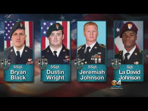 Pentagon Launches Initial Investigation Into Niger Attack