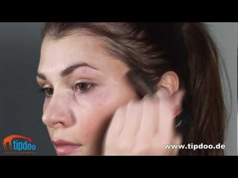 Tipdoo Kosmetik Tipps Folge 2 Gesicht Schmaler Wirken Lassen Youtube