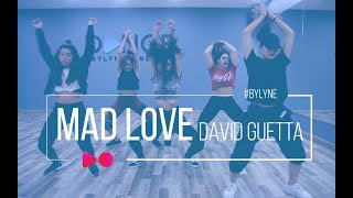 Mad Love - David Guetta, Sean Paul Ft. Becky G   Dance Choreography - Lyne Gandour