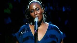 Mandisa Singing at the Women of Faith 2009 Conference