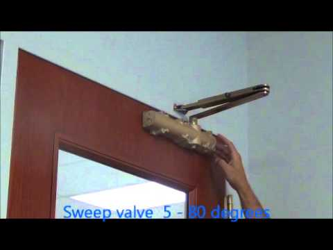Dorma 669g Door Closure
