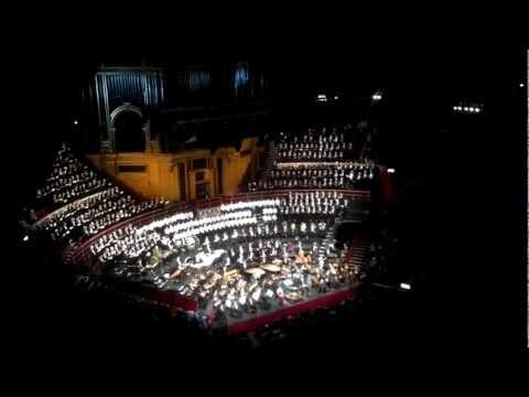 Carmina Burana - Fortuna - Royal Albert Hall - London - Oct/2010