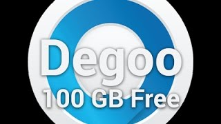 100 ГБ свободного пространства на телефоне, 100 ГБ бесплатно хранилища на телефоне, Degoo backup