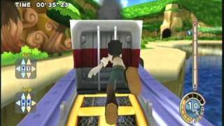 Wii Workouts - Active Life Explorer - Runaway Train