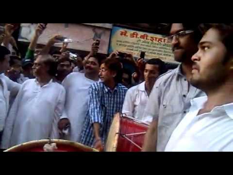 Shivgarjana 2010 Ajay Atul mp4   YouTube