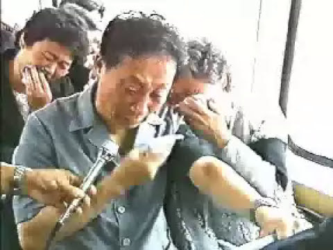 North Korea's Kim IlSung Dies 1994