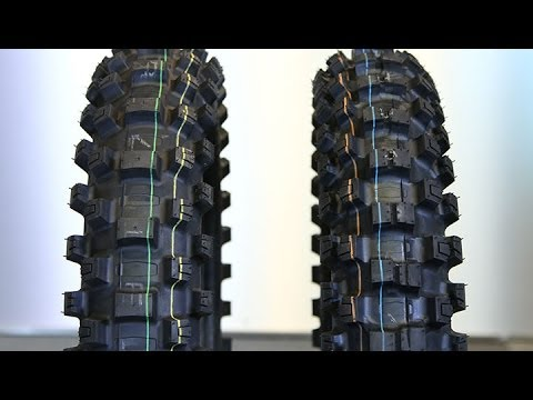 Motorcycle Rear Tire >> Dunlop Geomax MX32 vs. MX52 Tire Comparison | Motorcycle ...