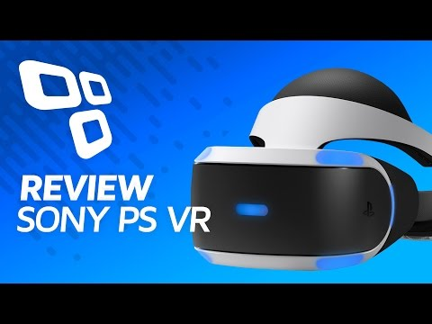 Sony PlayStation VR - Review - TecMundo