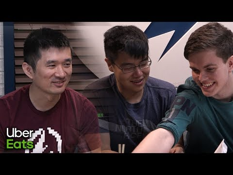 UberEats - Story Time | Dota Summit 10