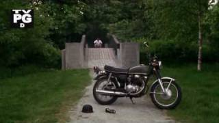ясновидец озвучка мотоцикла