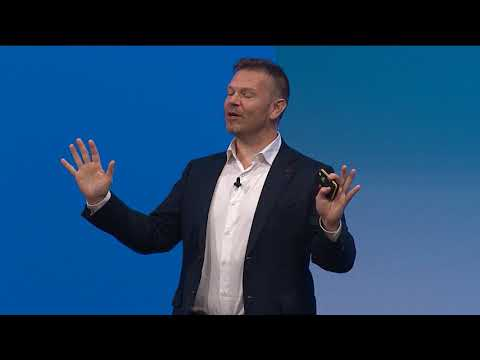 Cisco Live 2018 - Opening Keynote with Rowan Trollope & David Goeckeler