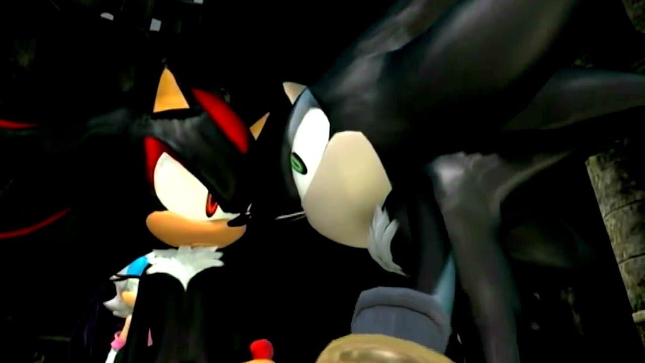 Sonic The Hedgehog 2006 Walkthrough Shadow Story Part 2 HD