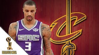 Cavaliers To Trade For George Hill?! Does This Possible Trade Make Sense For The Cavs? | NBA News