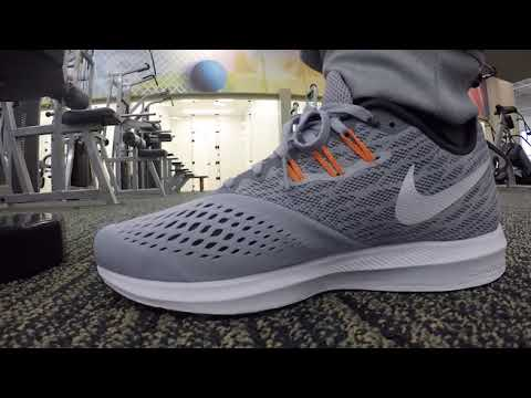 6245b336d9c3 Review Nike Air Zoom Winflo 4 Best Running Shoes Ever - YouTube