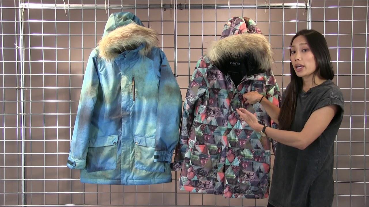 9ef8e2919e Nikita Women s Hawthorne Jacket 2017-2018 - YouTube