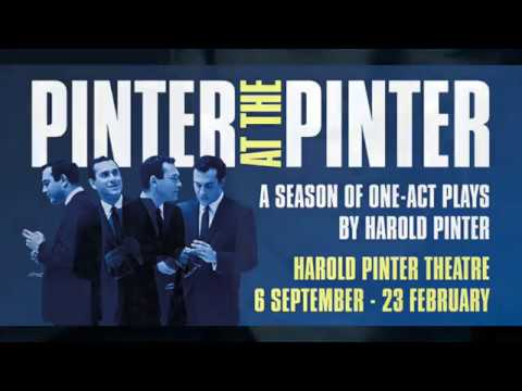 Pinter at the Pinter  Cast Reveal