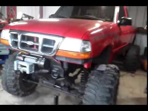 99 ranger lift kit