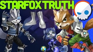 The REAL Reasons Why Star Fox has no Legs | Gnoggin