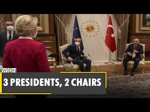 'SofaGate': Turkish Sofa arrangement hits European Union | Ursula Von Der Leyen | EU | Turkey News