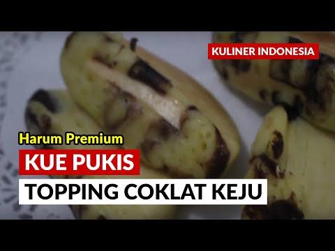 Resep Kue Pukis Menul Menul dan Enak tanpa MIXER.