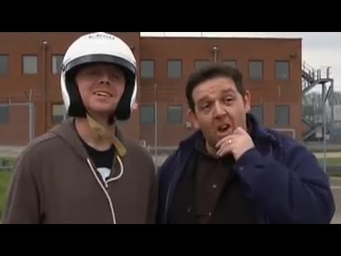 Pegg and Frost - Top Gear - BBC