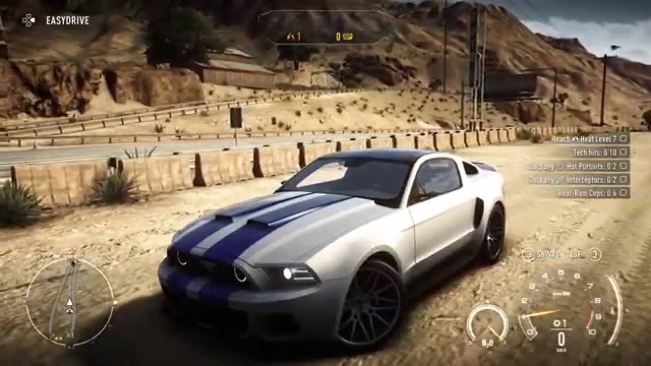 Need For Speed Movie Car Tobey Marshall Hd Youtube
