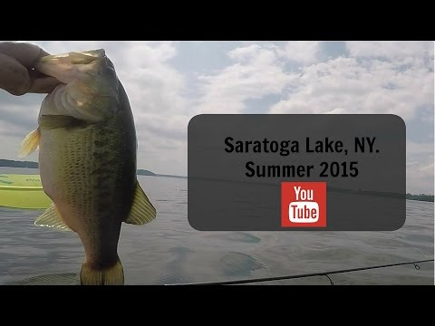 Saratoga Lake Fishing