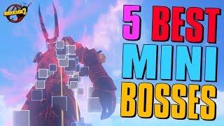 Borderlands 2 Top 5 Mini-Bosses