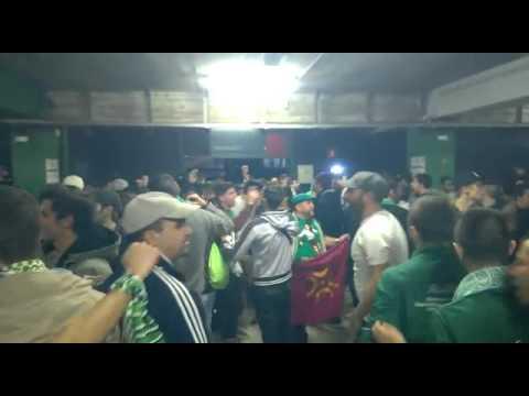 Post partido Racing de Santander-Racing de Ferrol 20-12-15