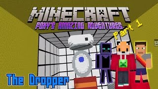 Minecraft - Foxy's Amazing Adventures - The Dropper [1]