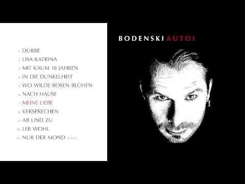 Bodenski Auto! Albumplayer