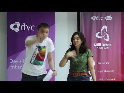 Bakı Gənclər Debat Forumu: Yaz 2017 - video icmal