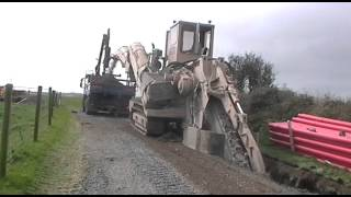 Tesmec 950 Trencher TRENCHER HIRE GCN PLANT LTD,