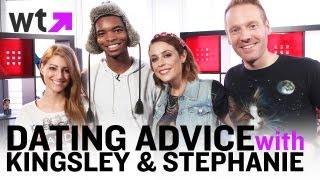 Reddit Dating Advice With Kingsley & Stephanie Cook | LIVE