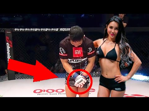 25 FUNNIEST MOMENTS IN MMA AND BOXING