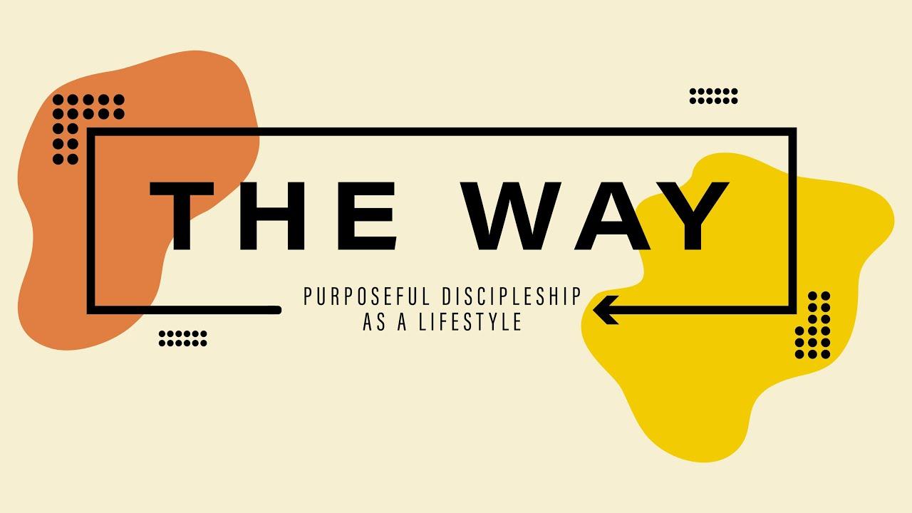 The Way - Baptism Service - 12.27.20