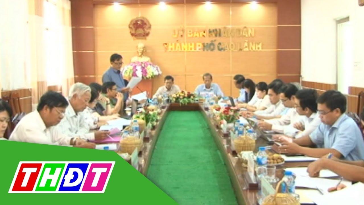 Hội nghị Giao ban về thực hiện Chỉ thị 05 | THDT