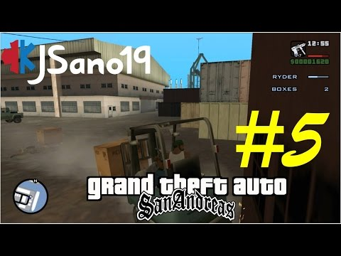 Grand Theft Auto - San Andreas - 5 - Mission Failed [EXPLICIT LANG