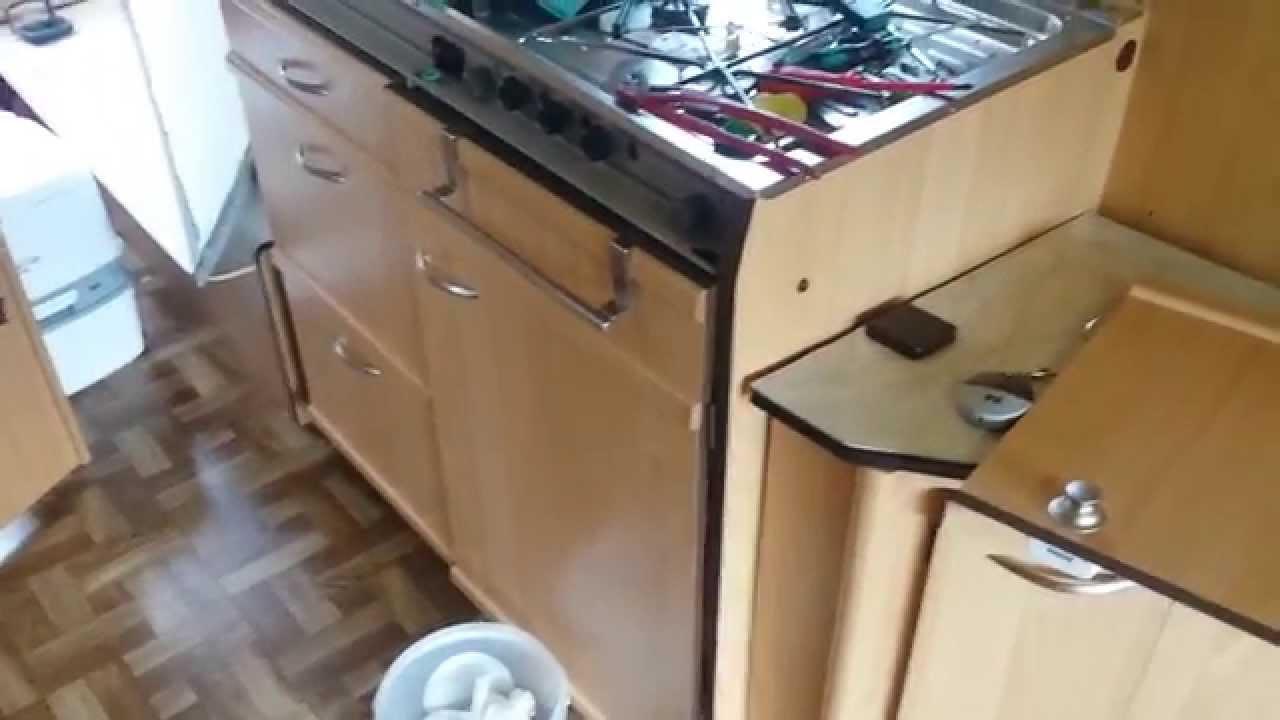 Wohnwagen Renovierung Teil1 Der Plan Youtube